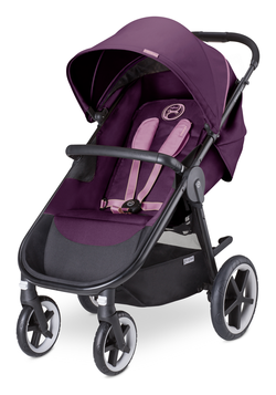 Cybex Eternis M4 Grape Juice - purple (2016)