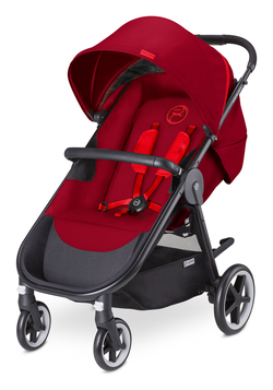 Cybex Agis M-Air 4 Hot and Spicy - red (2016)