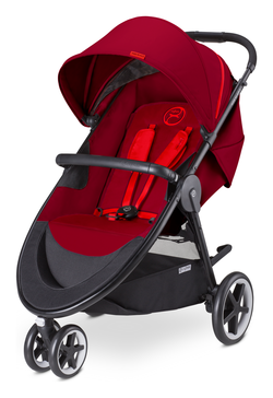 Cybex Agis M-Air 3 Hot and Spicy - red (2016)