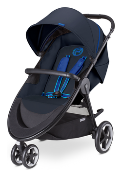 Cybex Agis M-Air 3 in True Blue - navy blue (2016)
