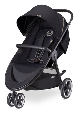 Cybex Agis M-Air 3 Moon Dust - dark grey (2016)