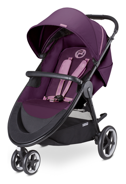 Cybex Agis M-Air 3 in Grape Juice - purple (2016)