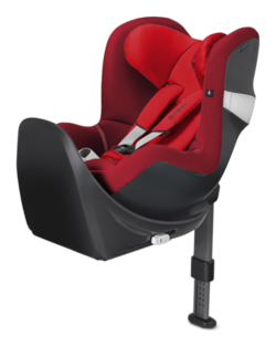 Cybex Sirona M2 I-Size incl. Base M Mars Red - red