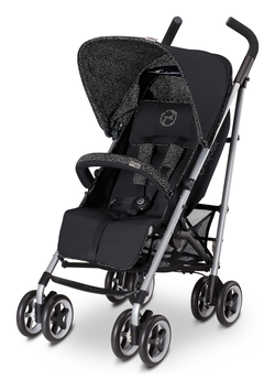 Cybex Topaz Happy Black - black