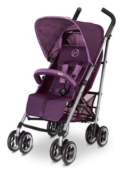 Cybex Topaz Princess Pink - purple