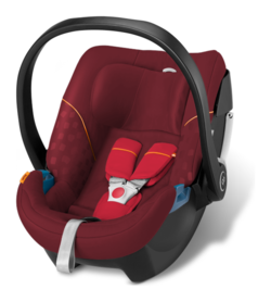 Goodbaby GB Babyschale Artio Dragon Red - red, Isofix möglich