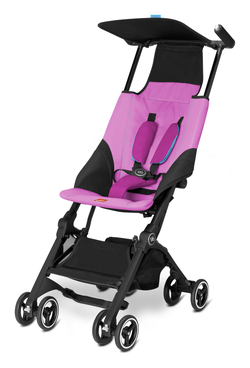 Goodbaby GB Reisebuggy Pockit Posh Pink - pink