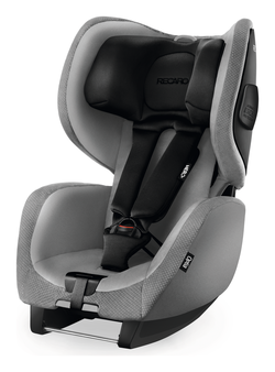 Recaro Optia Shadow, Isofix möglich