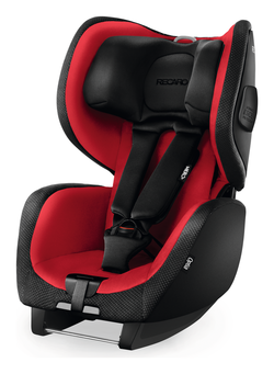 Recaro Optia Ruby, Isofix possible