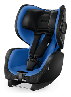Recaro Optia Saphir, Isofix possible
