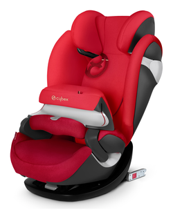 Cybex Pallas M-Fix Infra Red - red, Isofix