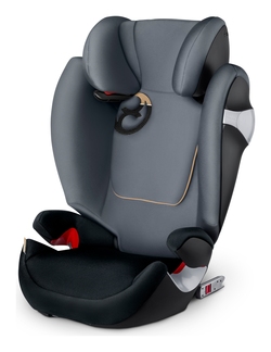 Cybex Solution M-Fix Graphite Black - dark grey, Isofix