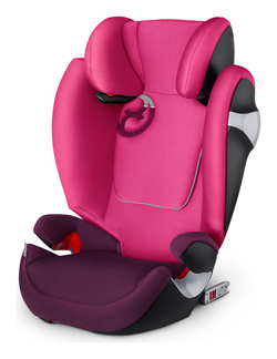 Cybex Solution M-Fix Mystic Pink - purple, Isofix
