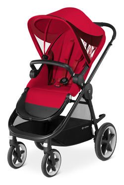 Cybex Balios M Infra Red - red