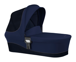 Cybex Kinderwagenaufsatz M Midnight Blue - navy blue