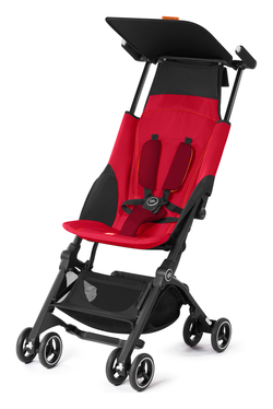 Goodbaby Pockit+ Dragonfire Red - red