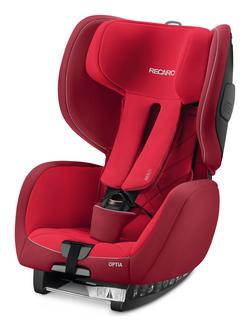 Recaro Optia Indy Red, Isofix possible