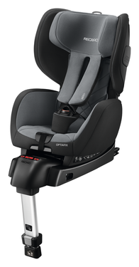 Recaro Optiafix Carbon Black, Isofix