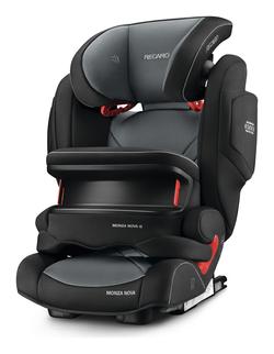 Recaro Monza Nova IS Seatfix Carbon Black, Isofix