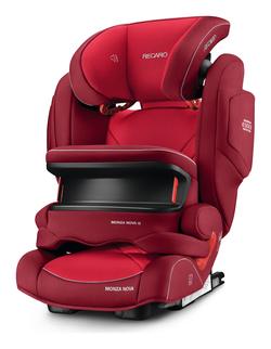 Recaro Monza Nova IS Seatfix Indy Red, Isofix