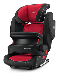 Recaro Monza Nova IS Seatfix Racing Red, Isofix