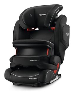Recaro Monza Nova IS Seatfix Performance Black, Isofix