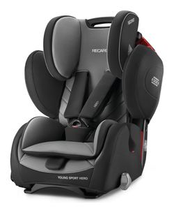 Recaro Replacement Cover for Young Sport HERO Carbon Black