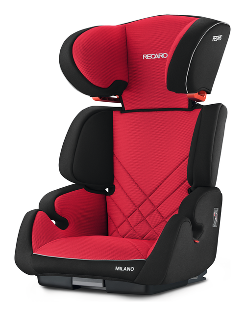 recaro replacement cover for milano and milano seatfix racing red - Milano Cover