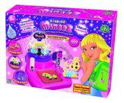 Giochi Preziosi 70105301 - Bindeez Mineez Glitter Station
