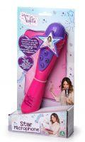 Giochi Preziosi 70182471 - Disney Violetta Star Mikrophon