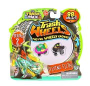 Giochi Preziosi 70682241 - 3-part Trash Pack Wheels #2 with 2 garbage monster cars each