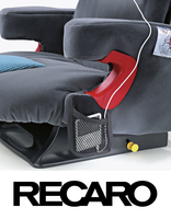 Recaro Start mp3-player pocket