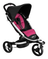 BabyZen Zen mit Sitzkissen in Pink