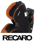 Recaro Young Expert Plus quick fitting system