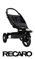 Recaro BABYZEN Black Edition, without cushion