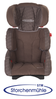 Storchenmühle My-Seat CL lowest backrest position for the youngest children