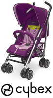 Cybex Onyx in Violet Spring - pink