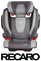 Recaro Replacement Cover for Monza Nova and Monza Nova Seatfix in Shadow