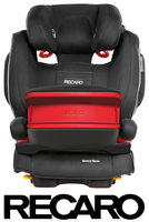 Recaro Replacement Cover for Monza Nova IS in Black