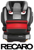 Recaro Monza Nova IS in Graphite (Isofix)