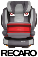 Recaro Monza Nova IS in Shadow (Isofix)
