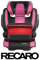Recaro Monza Nova IS in Pink, Isofix