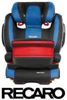 Recaro Monza Nova IS in Saphir (Isofix)
