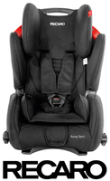 Recaro Young Sport in Black