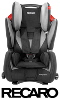 Recaro Young Sport in Graphite