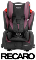Recaro Young Sport in Violet