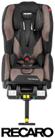 Recaro Young Expert Plus on Isofix base