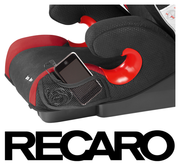 Recaro Monza Nova IS pocket for audio players