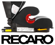 Recaro Monza Nova IS Seatfix connectors