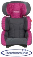 Storchenmühle My-Seat CL niedrigste Rückenposition für die jüngsten Kinder